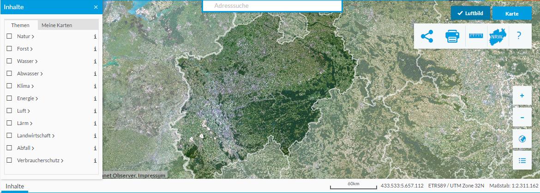 karte überschwemmungsgebiete bayern